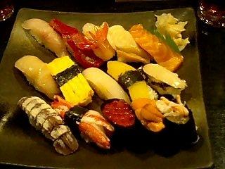 小樽魚真(うおまさ)魚真握り写真